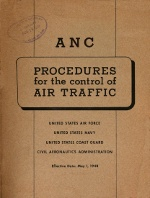 Cover of 1948 ANC manual